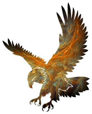 Mystical Eagle