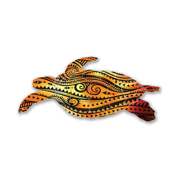 Turtle Metal Wall Art Fiesta Sea Turtle - JCPenney