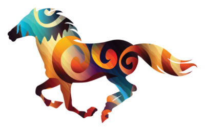 Fabiola Running Horse