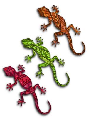 Butternut Gecko Set