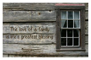 Motivational Wall Art Life's Greatest Blessing