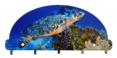 Key Rack Organizer Sea Turtle