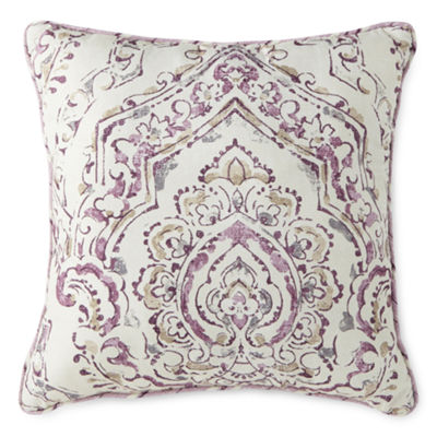 Home Expressions Rylan Square Throw Pillow