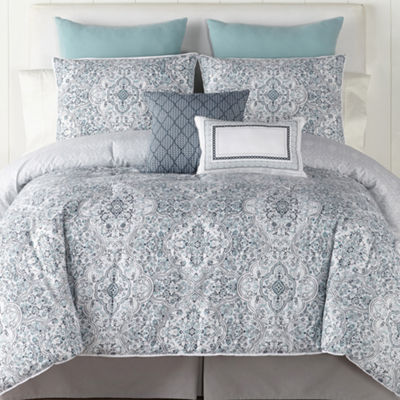 JCPenney Home Ajanta 4-pc. Comforter Set