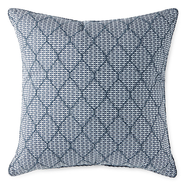 JCPenney Home Ajanta Square Pillow