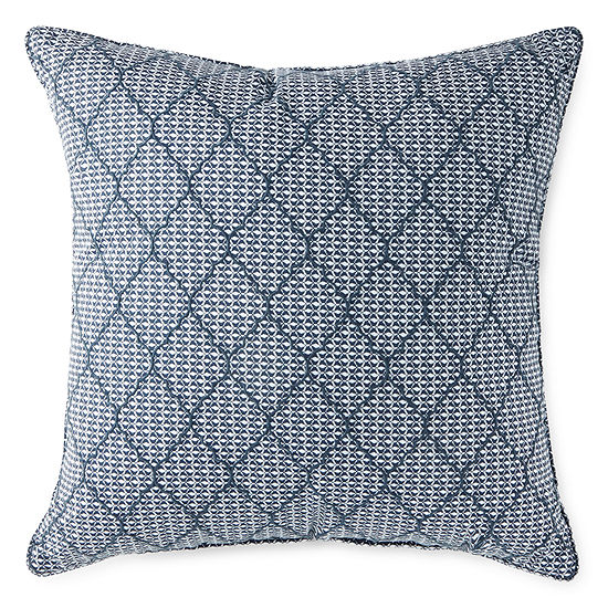 JCPenney Home Ajanta Euro Pillow