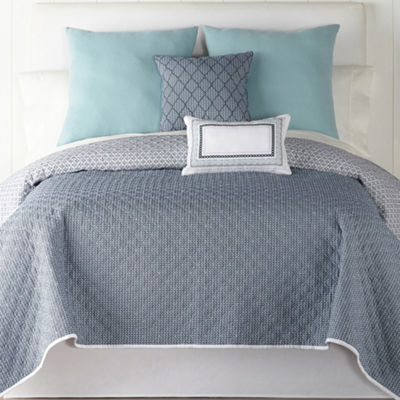 JCPenney Home Ajanta Quilt & Accessories