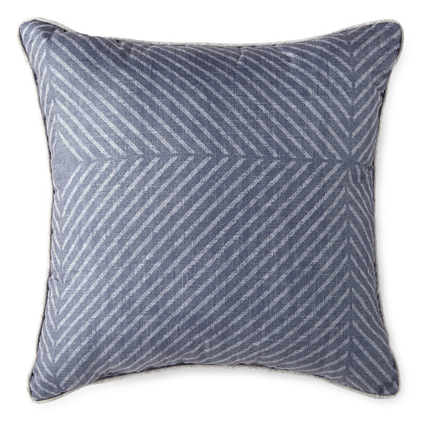 Home Expressions Bayport Square Throw Pillow