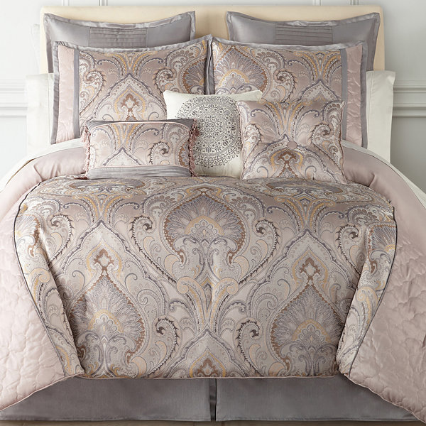 JCPenney Home Lausanne 7-pc. Comforter Set
