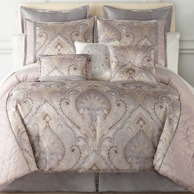 JCPenney Home Lausanne 7-pc. Comforter Set & Accessories