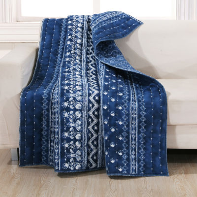 Barefoot Bungalow Embry Throw