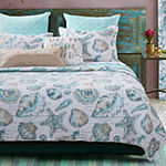 Barefoot Bungalow Cruz Quilt Set
