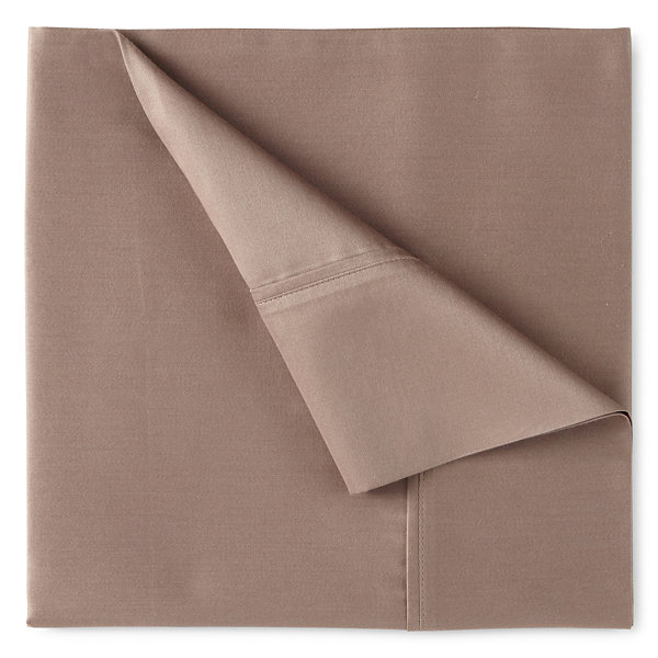 Liz Claiborne 400tc Liquid Cotton Sateen Sheet Set