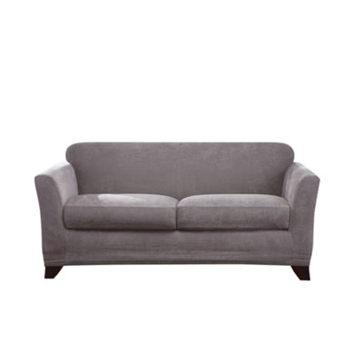 Sure Fit Ultimate Stretch Chenille Loveseat Slipcover