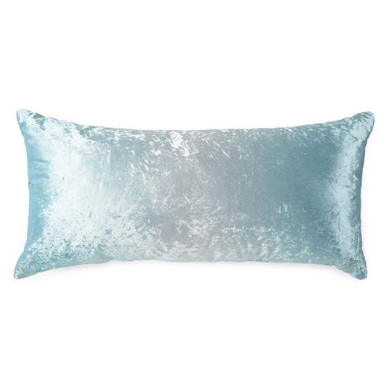 Home Expressions Velvet Ombre Oversized Cuddle Pillow