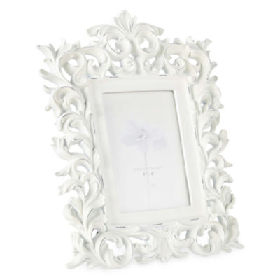 JCPenney Home Arboretum Carved Frame