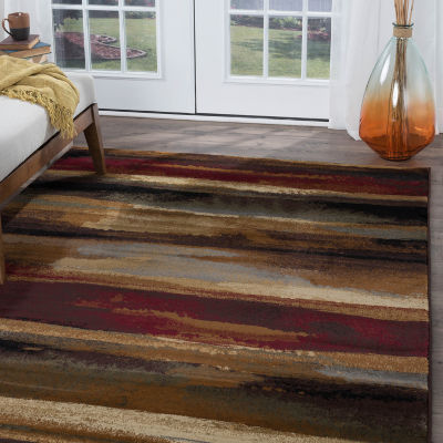 Tayse Festival Dakota Rectangular Indoor Rugs