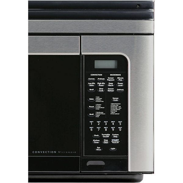 Sharp 1 Cu Ft 850w Over The Range Convection Microwave Oven