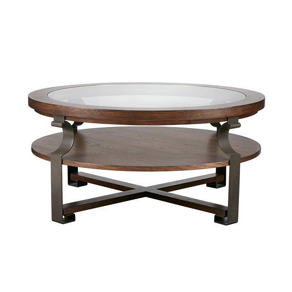 Madison Park Titian Round Coffee Table