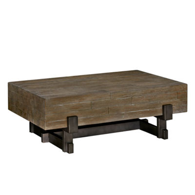 INK + IVY Timber Coffee Table