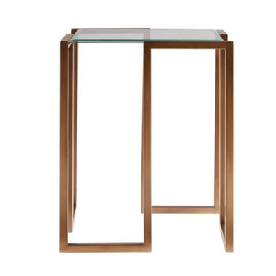 Madison Park Enzo Accent Table