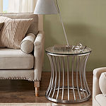Madison Park Clarita End Table