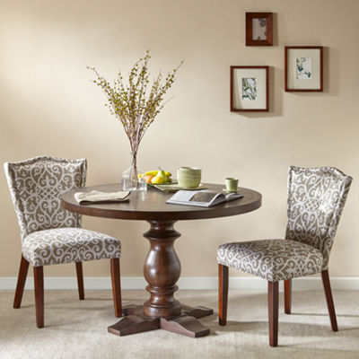 Madison Park Henry Round Dining Table