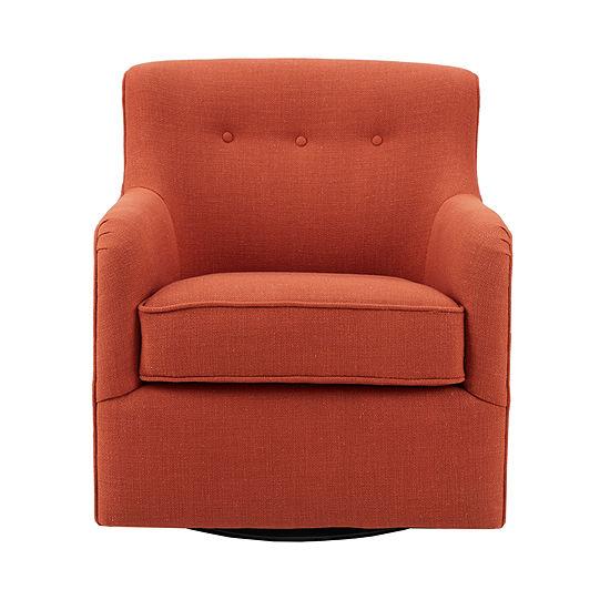 Madison Park Jayne Swivel Chair