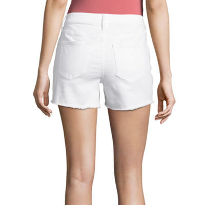 "a.n.a Cut Off Shorts (3 1/2"")"