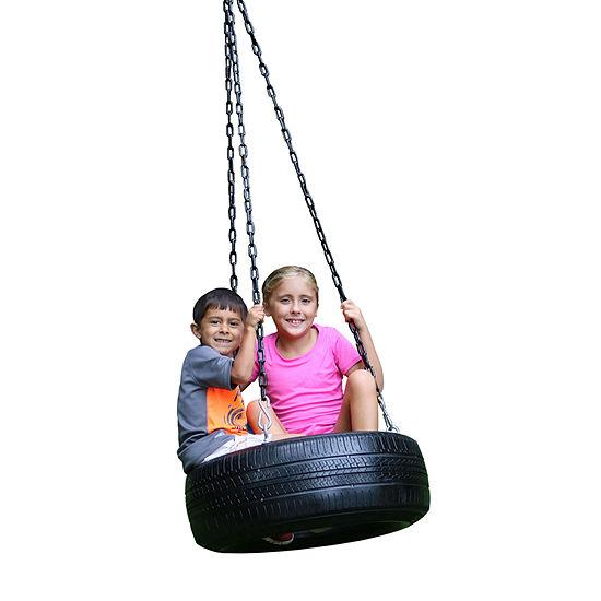 M&M Sales Enterprises Treadz Traditional Tire Swing