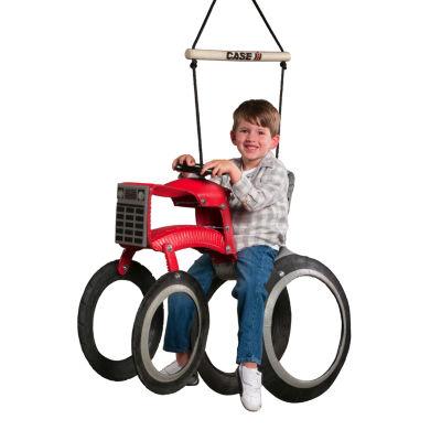 M&M Sales Enterprises Case It Tractor Tire Swing