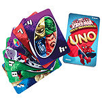 UNO Marvel Ultimate Spiderman Card Game