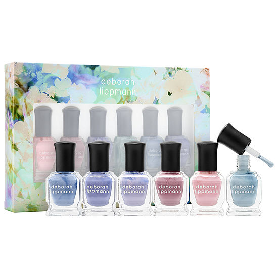 Deborah Lippmann TOUCH ME IN THE MORNING NAIL SET