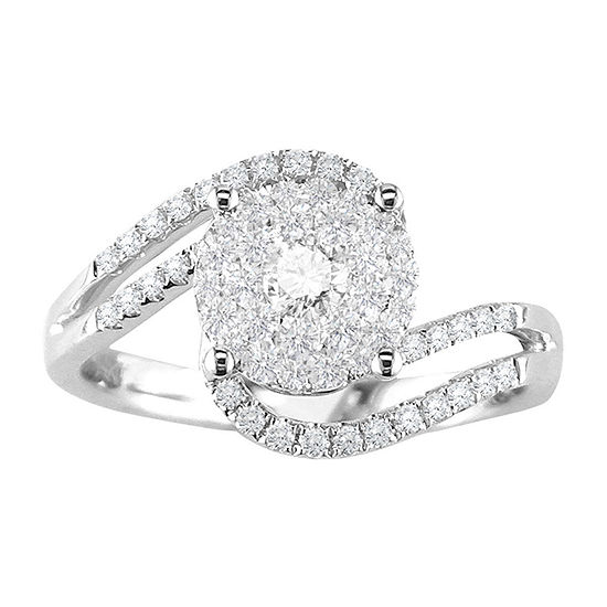 5/8 CT. T.W. Diamond Ring