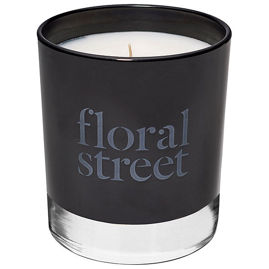 Floral Street Fireplace Candle