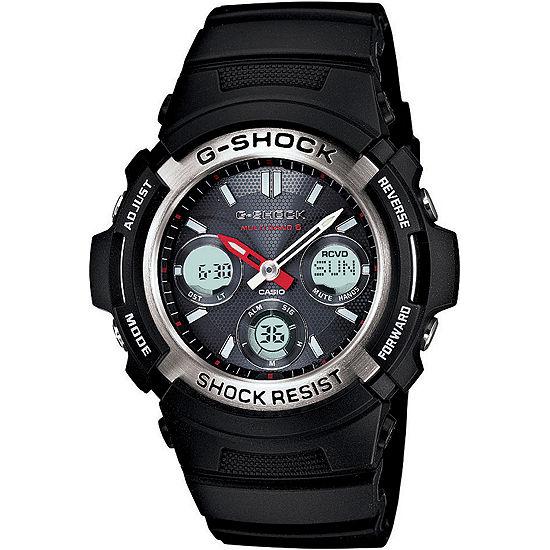 Casio G Shock Mens Multi Band 6 Solar Watch 2c507ea647