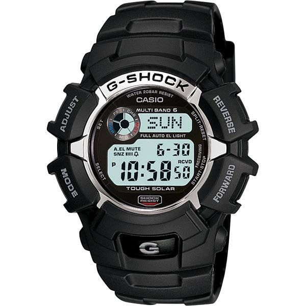 Casio® G-Shock Mens Atomic Digital Solar Sport Watch GW2310-1
