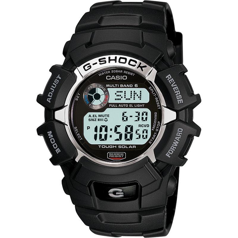 Casio G-Shock Mens Atomic Digital Solar Sport Watch GW2310-1