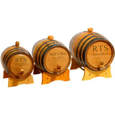 Cathy's Concepts Bluegrass Mini Barrel - Large