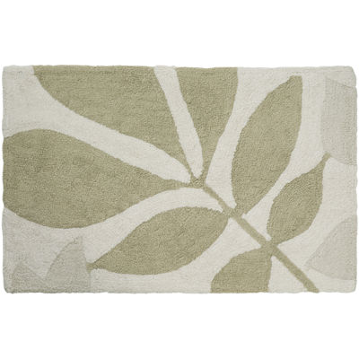 Creative Bath™ Shadow Leaves Bath Rug
