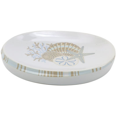 Avanti By the Sea Bath Soap Dish