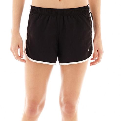 Xersion™ Colorblock Woven Running Shorts