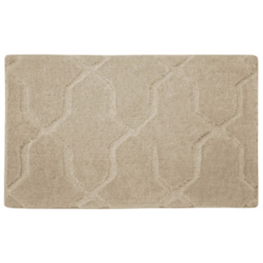 Jean Pierre Pearl Drona Bath Rug Collection