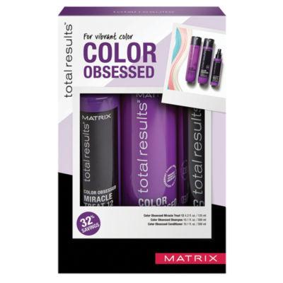 Matrix Total Results Color Obsessed Value Set - 24.4 oz.