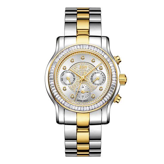 Jbw Laurel 009 Ctw Diamond Womens Bracelet Watch J6330f