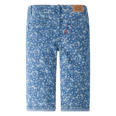 Levi's Skimmer Shorft Big Kid Girls Plus