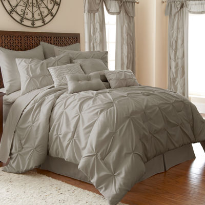 Pacific Coast Textiles Ella 24-pc. Comforter Set