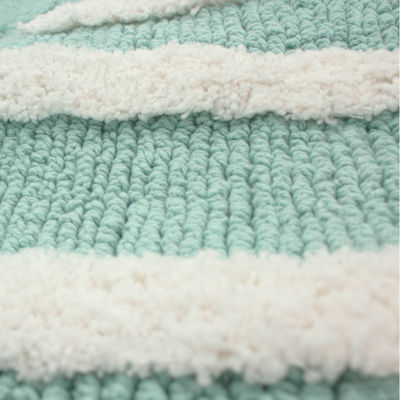 Creative Home His Hers Cotton 2-pc. Bath Rug Set