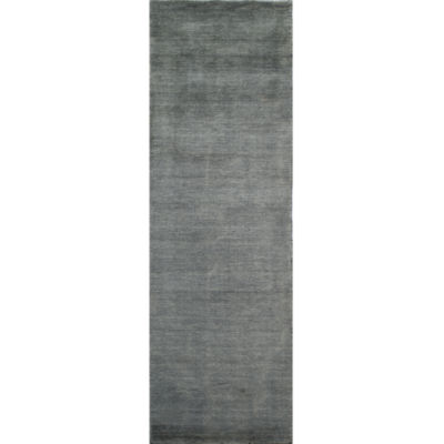 Momeni Gramercy Solid Rectangular Runner
