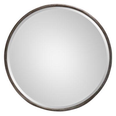 Nova Framed Round Wall Mirror